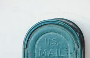 Direct Mail Delivery Times Mailbox