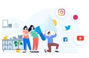Real Estate Social Media Handles Platforms