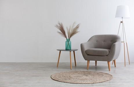 Peaceful Home Single Arm Chair
